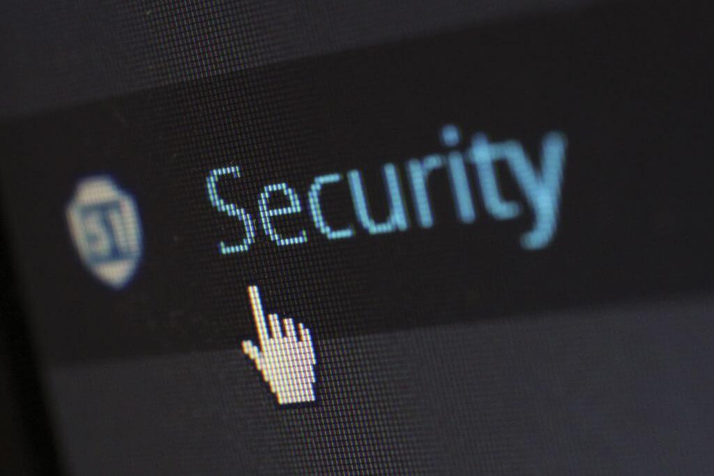 security GDPR